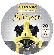 Champ Golf- Stinger Spikes (Disc Pack)