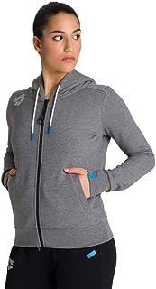ARENA W Te Hooded F/Z Jacket Jacket Donna