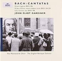 Bach: Cantatas by John Eliot Gardiner (2000-04-11)