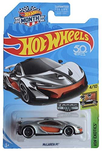 Hot Wheels Zamac McLaren P1