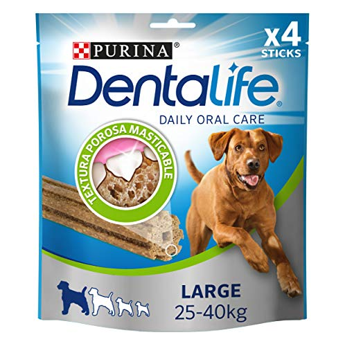 Dentalife - PURINA DENTALIFE Grand Chien - 142 g,