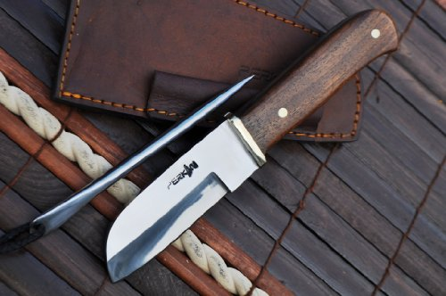 Coltello da Caccia Personalizzato Realizzato a Mano in Acciaio 440c – Coltello Rigging