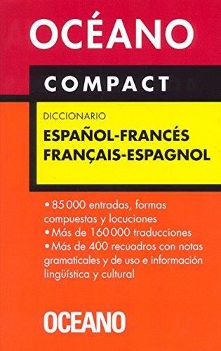 Océano Compact Diccionario Español - Francés   Français - Espagnol (Diccionarios)