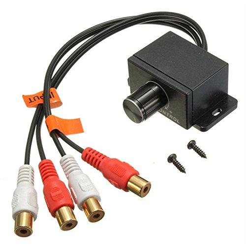 Regolatore RCA controllo a distanza volume amplificatore