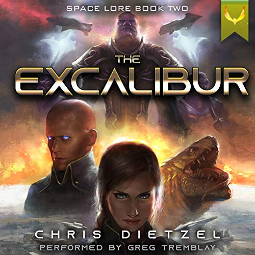 The Excalibur  By  cover art