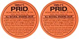 Smile's PRID Drawing Salve, Natural Homeopathic Topical Pain and Irritation Reliever, 18 gm (Pack of 2)