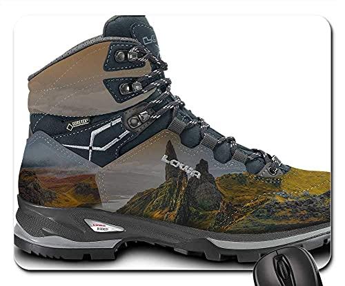 Mauspad - Schuh Wanderschuhe Wandern Bergschuh im Freien