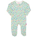 Kite Baby Wildflower Sleepsuit | Organic | Multi | Newborn-24 Months