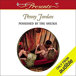 Possessed by the Sheikh audiobook cover art