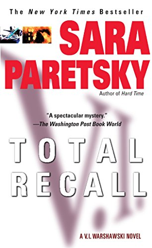 Total Recall: A V. I. Warshawski Novelの詳細を見る