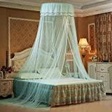 Baby Children Elegant Lace Bed Dome Elegent House Netting Canopy Circular Malla De Round Bedding Mosquito Net