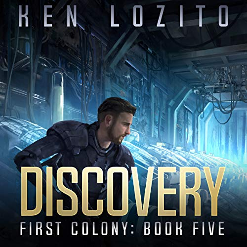 Discovery audiobook cover art