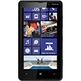 Nokia Lumia 820 Smartphone Windows Phone 8 Monobloc Noir