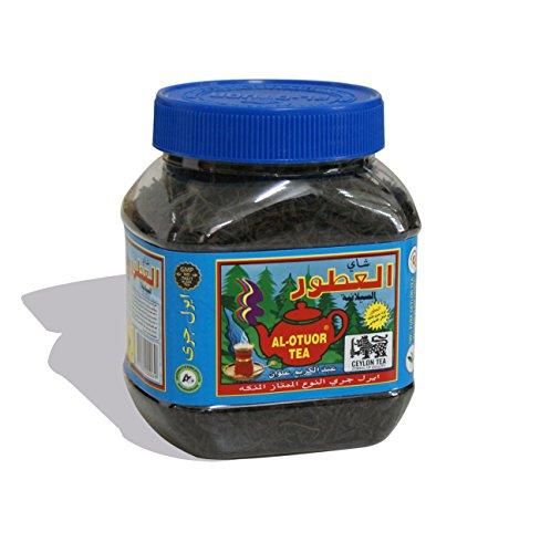 Tea4U Earl Grey Loose Black Tea - 100% Ceylon Tea