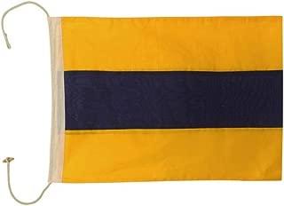 Hampton Nautical Letter D Nautical Cloth Alphabet Flag
