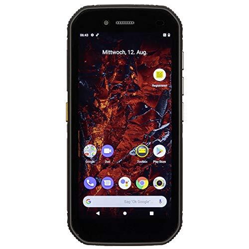 CAT S42 Robustes Outdoor Smartphone (13.97cm (5.5 Zoll) HD+ Display, 32 GB interner Speicher, 3GB RAM, Dual-SIM, Android 10, Stoß- und Wasserdicht) - IMPORTWARE