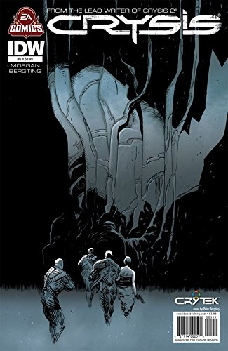 Crysis Issue 5