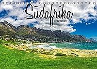 Suedafrika entdecken (Tischkalender 2022 DIN A5 quer): Suedafrika rund um Kapstadt und das Westkap (Monatskalender, 14 Seiten )