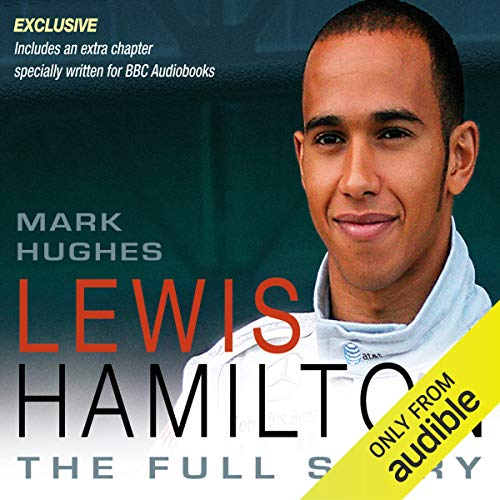 Lewis Hamilton Audiobook By Mark Hughes cover art