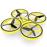 HX0945 De Haute Qualité RC Hélicoptères Drones 2.4G Télécommande Montre Induction Quadcopter 4D Eversion Drone Dron Jouets pour Le Niveau Débutant