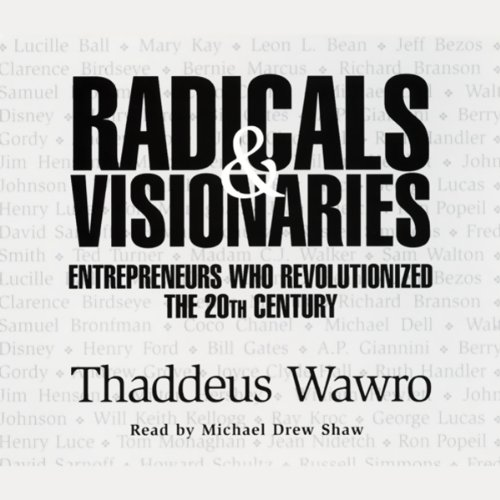 Radicals & Visionaries cover art