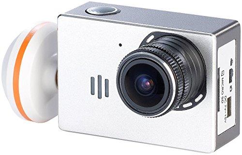 Simulus Zubehör zu Action-Cams Full HD: HD-Action-Cam DV-1080.FPV für QR-X350.PRO (Aktionkameras)