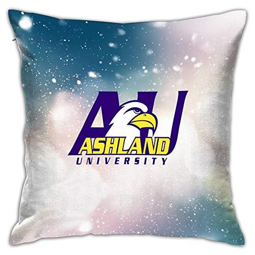 Gypsophila - Fundas de almohada con impresión 3D, Ashland Au University Ashland, funda de cojín decorativa cuadrada para sofá, decoración del hogar, 45 x 45 cm