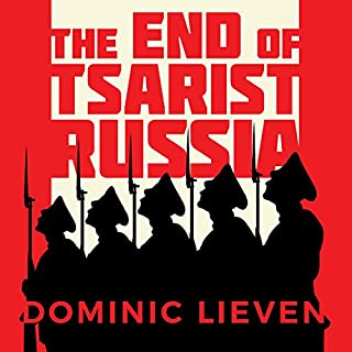 The End of Tsarist Russia audiobook cover art