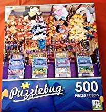 Puzzlebug Art Deco Buildings on Ocean Drive FL 300 Large Pieces Jigsaw Puzzle p 004 LPF Miami