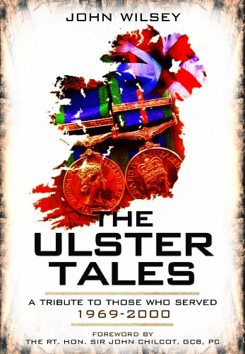 Image of The Ulster Tales: A Tribute to those Who Served 1969-2000