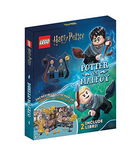 Duello magico. Potter vs. Malfoy. Lego Harry Potter. Ediz. a colori. Con gadget
