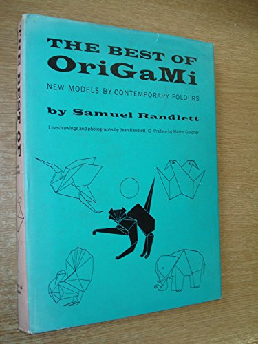 Best of Origami New Models by Contemporary Folders