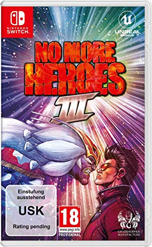No More Heroes 3 [Nintendo Switch]