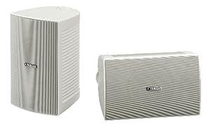 New Outdoor Garden Waterproof Granite Rock Patio 4R4G set Speakers Of 4