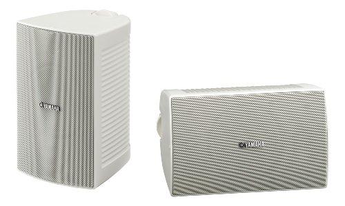 Yamaha NS-AW294WH Indoor/Outdoor 2-Way Speakers...