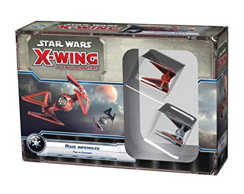 Fantasy Flight Games- Star Wars X-Wing: Ases Imperiales - Español (FFSWX21)