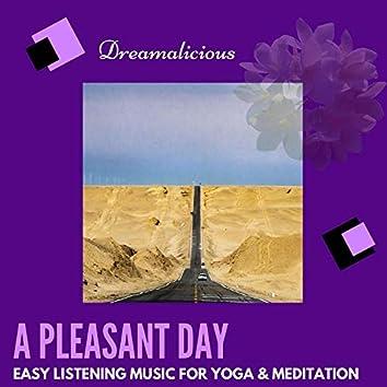 A Pleasant Day - Easy Listening Music For Yoga & Meditation