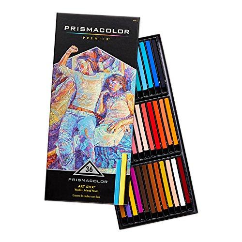 Prismacolor Premier Art Stix Woodless Colored Pencils
