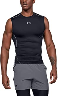Under Armour Men's HeatGear Sleeveless Compression T-Shirt