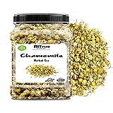 Organic Chamomile Loose Leaf Tea (50 Gm) - High Grade Dried Flowers - Sourced From 100% Organic...