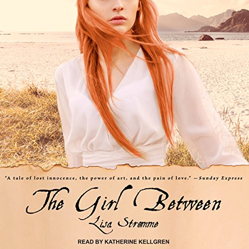 The Girl Between audiobook cover art