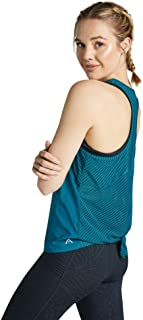 Rockwear Activewear Women's Aloha Wrap Tie Singlet Jewel 6 from Size 4-18 for Singlets Tops