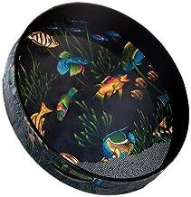 Remo Ocean Drum - Fish Graphic, 12