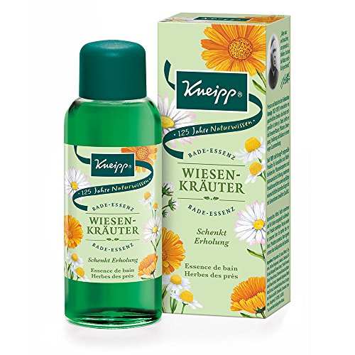 Kneipp Bade Essenz Wiesenkräuter, 2er Pack (2 x 100 ml)