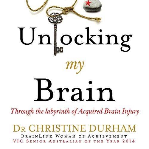 Unlocking My Brain audiobook cover art