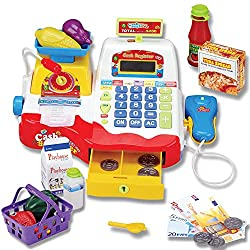 best toy cash register for 4 year old