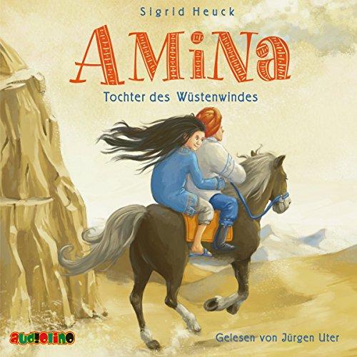 Amina - Tochter des Wüstenwindes Titelbild