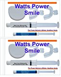 2 - Watts Power Sensitive Formula 22% Tooth Whitening Kits + New Aftercare Gels/Huge 20ml