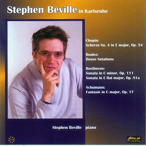 Stephen Beville in Karlsruhe (2-CD)
