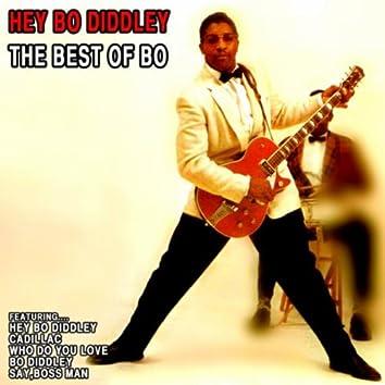 Bo Diddley: Hey Bo Diddley, The Best of Bo